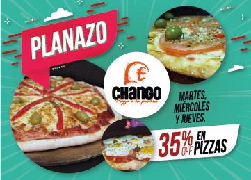 CHANGO PIZZA